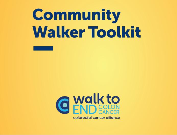 Walk To End Colon Cancer Faq Colorectal Cancer Alliance