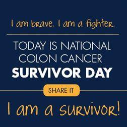 National Colon Cancer Survivor Day
