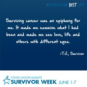 Survivor Week 2015 Finding Spirituality In Survivorship